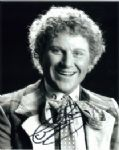 Colin Baker as the Doctor Signed 10 x 8 Photograph #p11